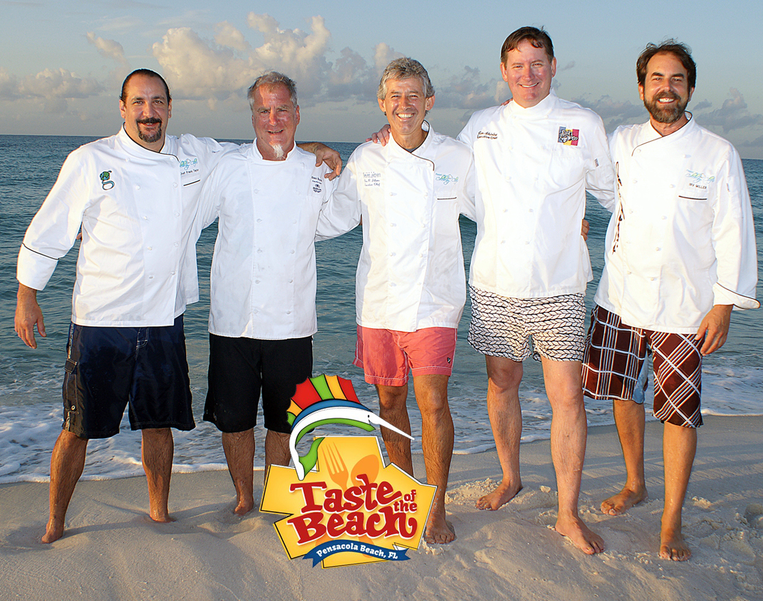10 Jun Pensacola Beach Chamber Announces 2016 Taste Of The Lineup Featuring S Celebrity Chefs