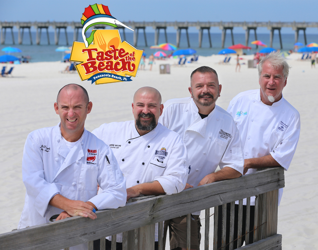 28 Jul Celebrating Local Cuisine At The 2016 Taste Of Beach Evening With Pensacola Tastemakers Vip Dinner