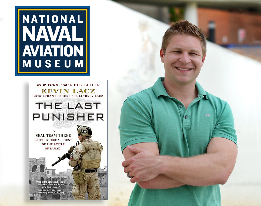 EW Bullock | Navy SEAL Team 3 Sniper Kevin Lacz to be